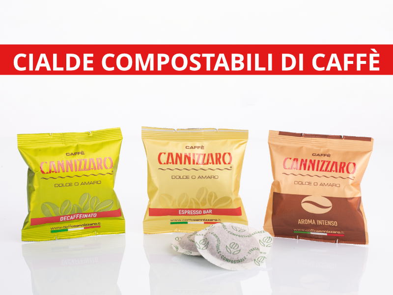 cialde compostabili caffè