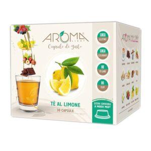 Capsule A Modo Mio Tè al Limone