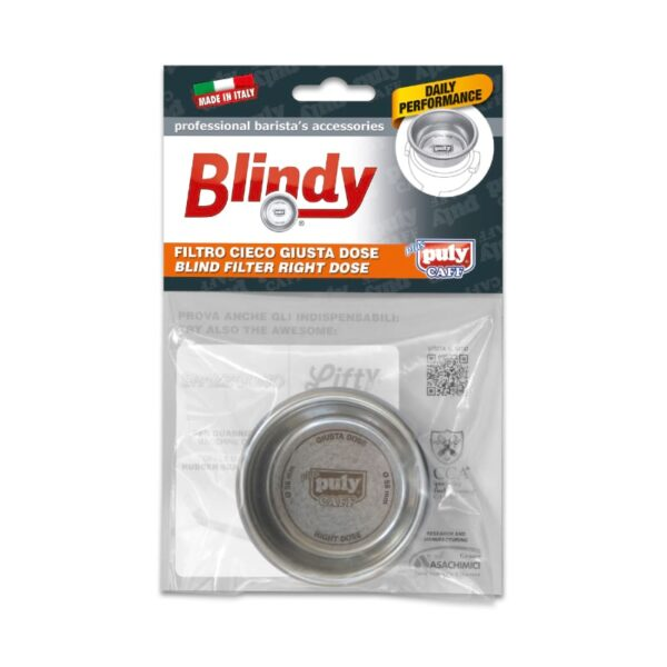 blindy filtro cieco